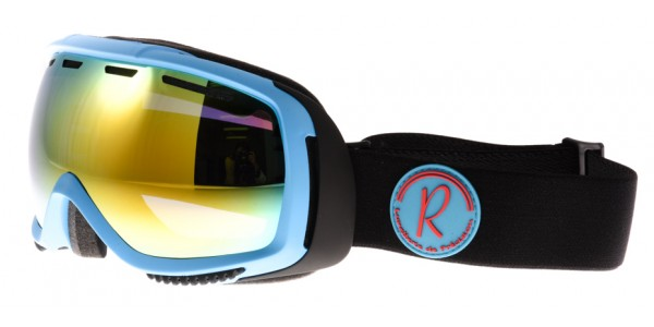 SNOW GOGGLE CAPSULE COLLECTION LIGHT BLUE