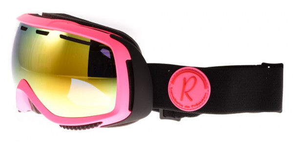 SNOW GOGGLE CAPSULE COLLECTION PINK