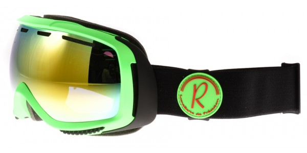 SNOW GOGGLE CAPSULE COLLECTION GREEN