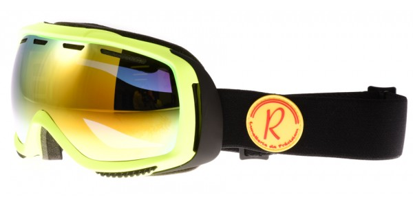 SNOW GOGGLE CAPSULE COLLECTION YELLOW